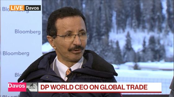 DP World CEO Is Bullish About Africa and Sees Growth in India