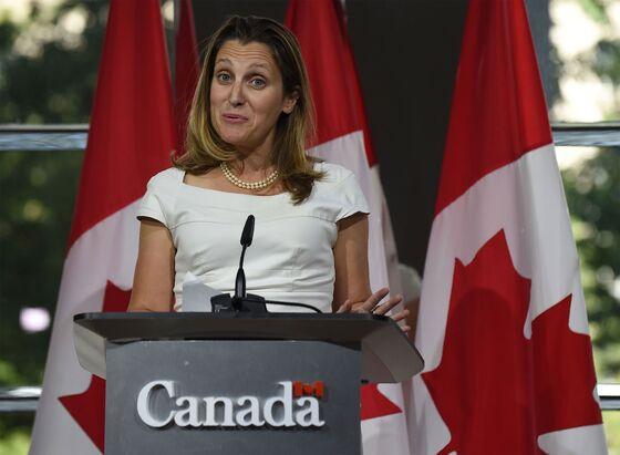Trump Slams Canada's 'Decades of Abuse' After Nafta Talks Stall