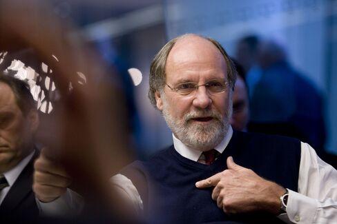 Corzine Copying Goldman at MF Sends Stock Down