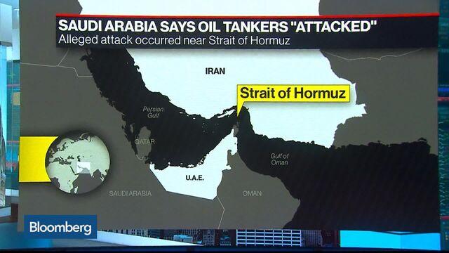 Saudi Arabia Says Oil Tankers Attacked as Iranian Tensions Rise