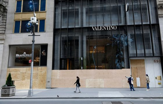 Valentino Sues to End Fifth Avenue Lease Amid Pandemic Losses