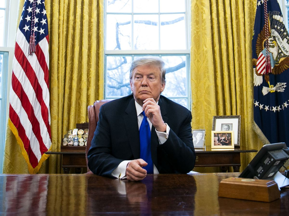 Trump Boxed In After Blaming Iran for Strike on Saudi Oil Plant