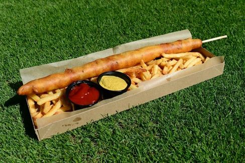 This Cheese-Stuffed, Bacon-Wrapped Corn Dog Is 3,000 Calories???and Only in Arizona
