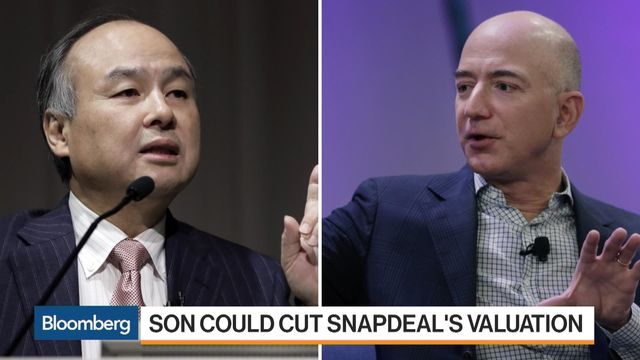 Battle of Billionaires: Son Set to Clash With Bezos in India