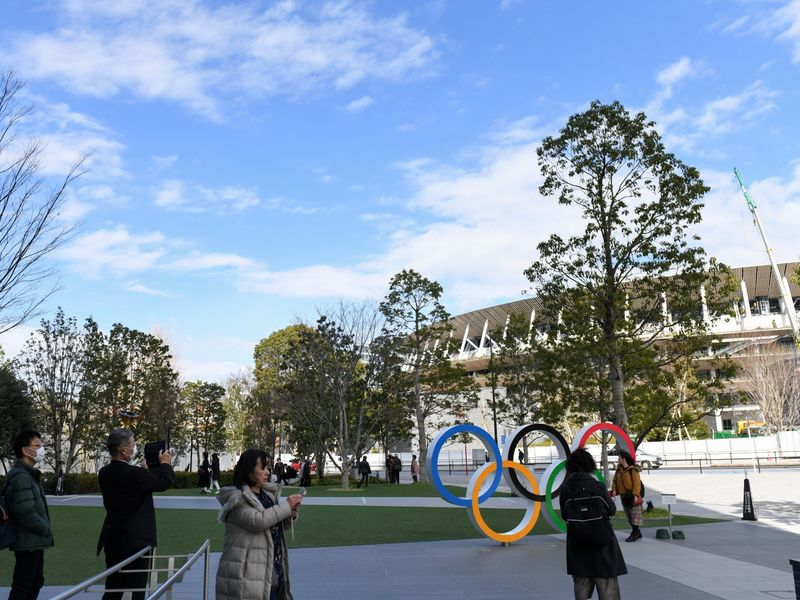 Olympics Stadium and Other Venues As Coronavirus Cast A Shadow Over Travel and Tourism