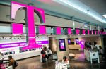 Inside A T-Mobile Retail Store, Operated By Magyar Telekom Nyrt., Ahead Of Earnings