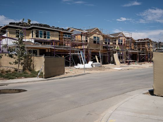 Urban Exiles Are Fueling a Suburban Housing Boom Across the U.S.