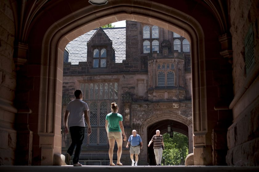 """Princeton As """"Hedge Fund"""" Foils Residents Seeking Relative Share of Taxes"""