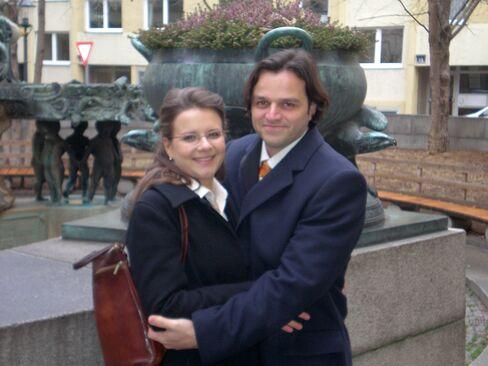 Rodolfo and Ludivine Barbier-Cazares
