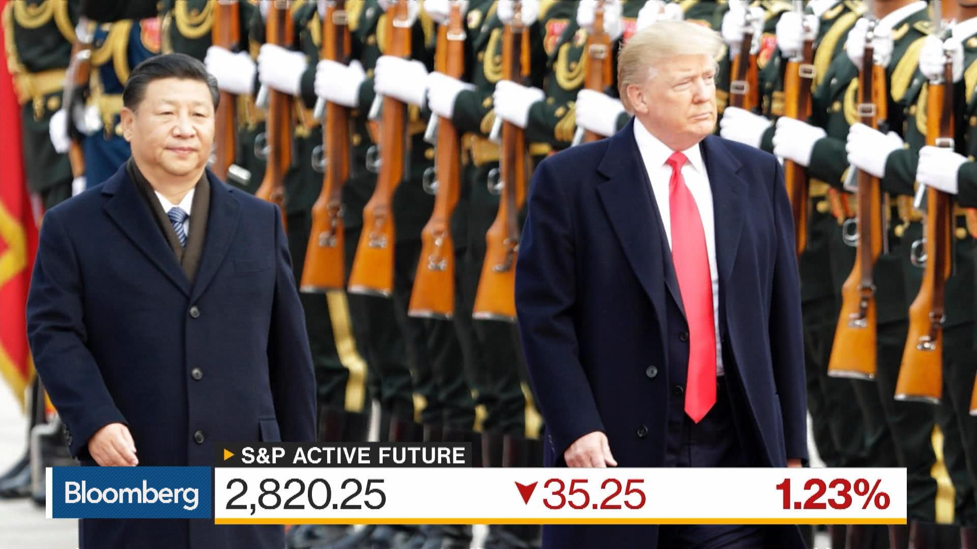 Trump Clarifies Trade 'Regrets'