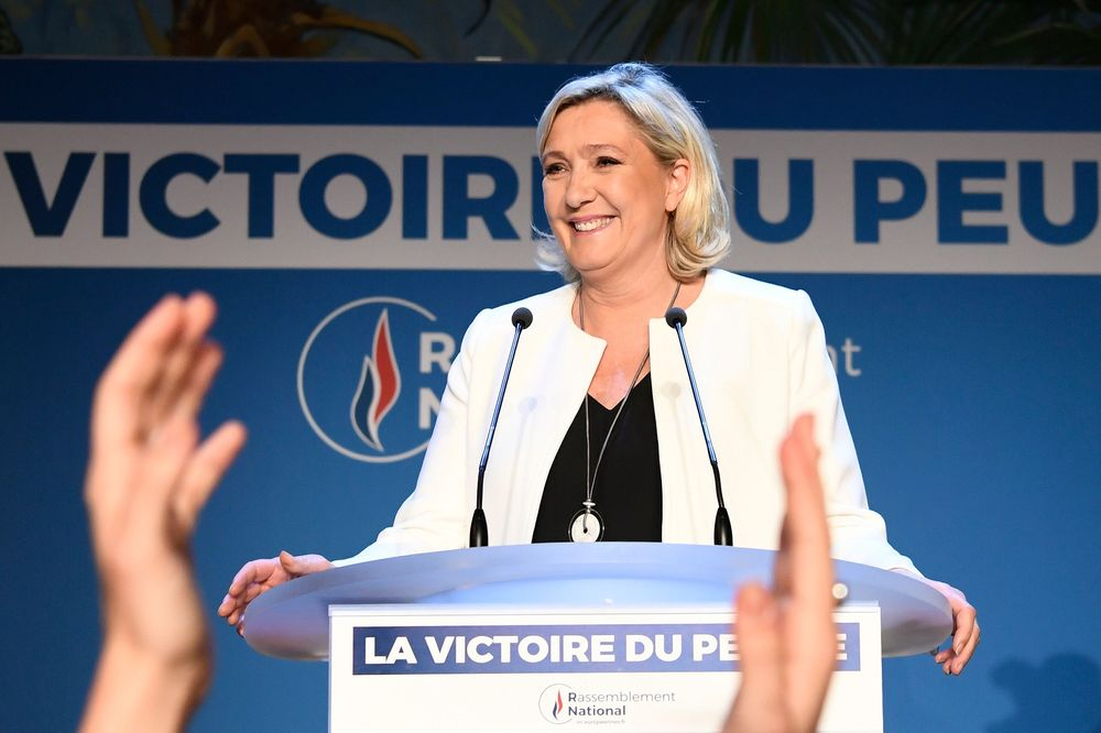 Macron Chastened as French Voters Hand Narrow Victory to Le Pen