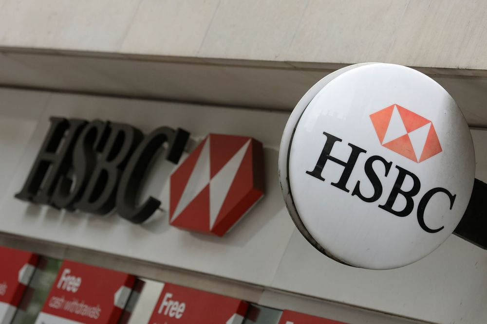 HSBC U K  Online Bank Disrupted for the Second Time in Four Days