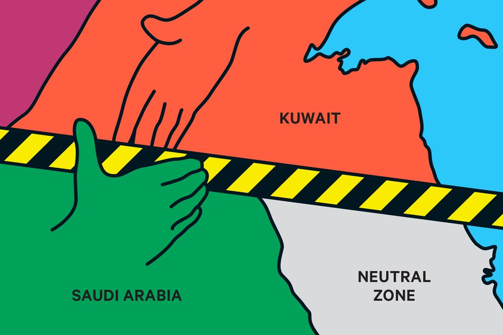 how us policy on iran got stuck between saudi arabia and kuwait