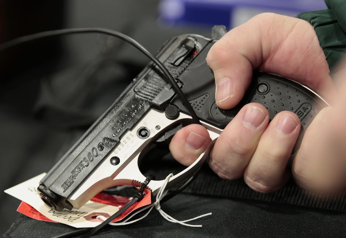 Get Ready for Concealed Guns in All 50 States