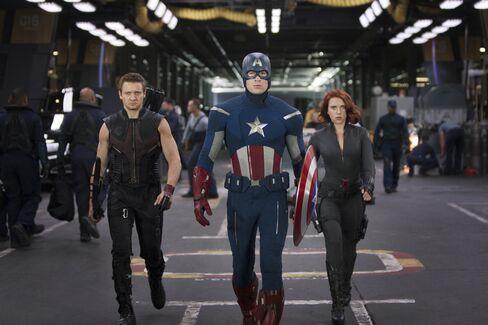 Disney Analysts Raise Forecasts Following $207 Million `Avengers