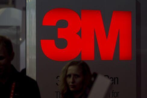 3M Profit Beats Estimates