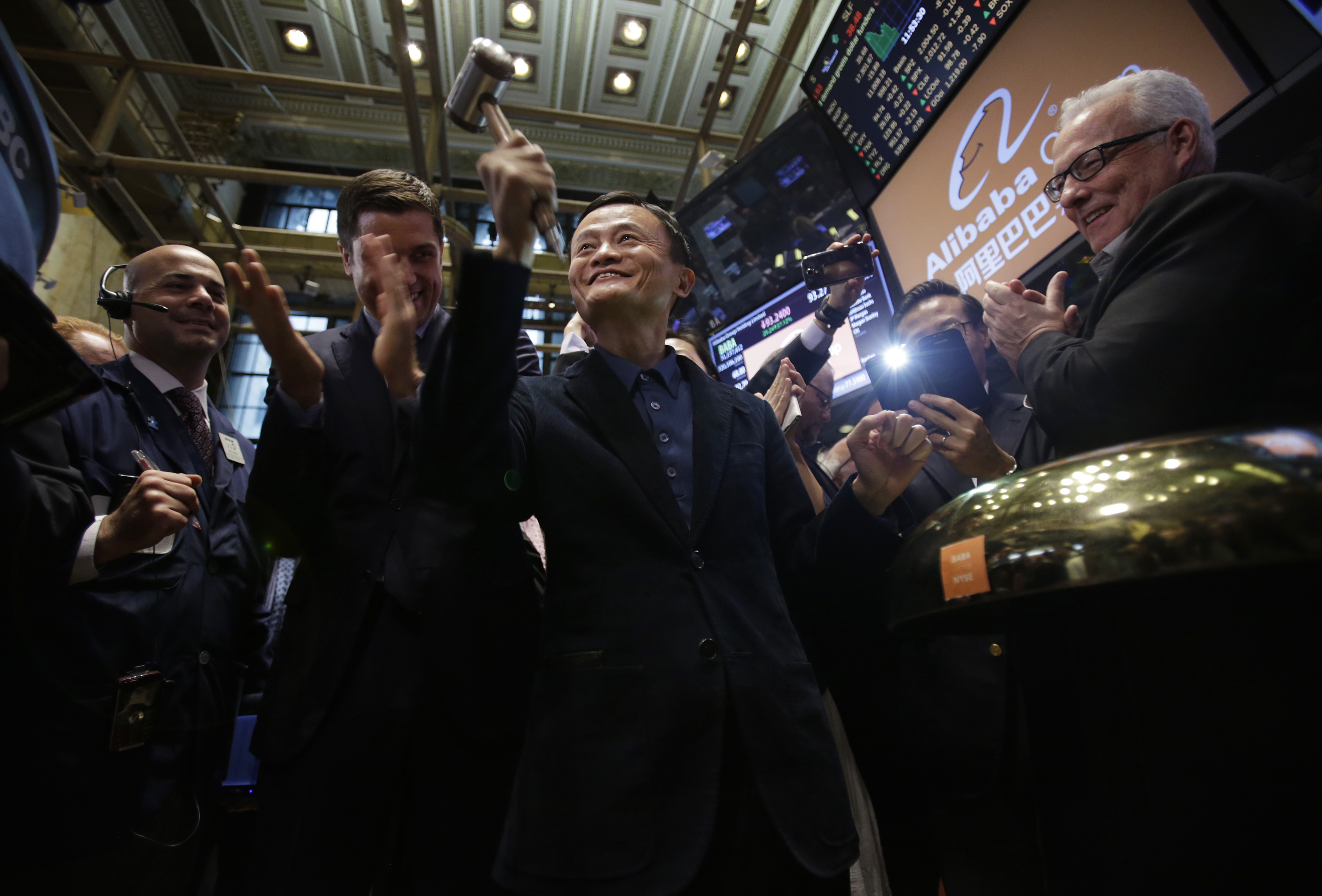 Alibaba Said To Pay Ipo Banks 50 Million Incentive Fee