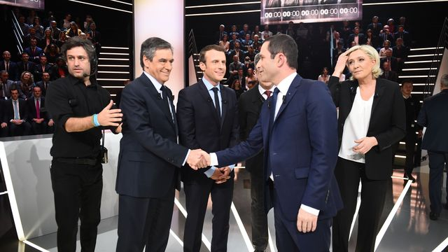 9.8M Viewers Watched French Presidential Debate - Agency