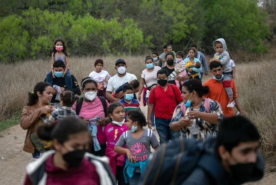 Migrant Children Will Be Housed at Two U.S. Military Bases