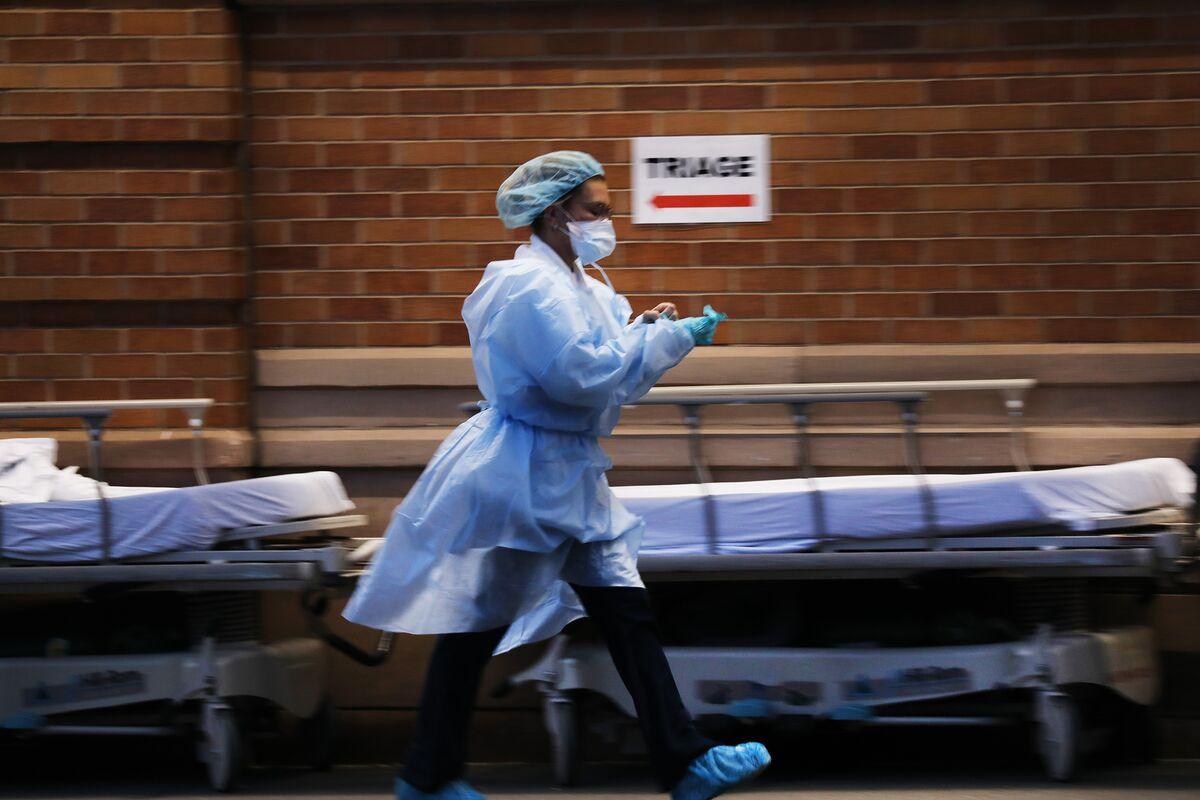 U.K. Premier Hospitalized; Deaths Slow in Hotspots: Virus Update