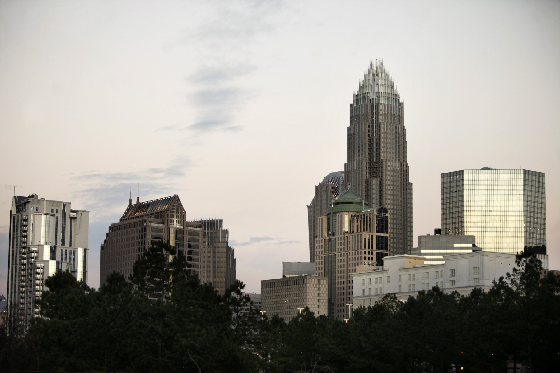 Strains on Charlotte, NC as Wall Street of the South Booms