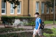 Half Of University Of South Carolina Greek Houses Under Quarantine After Sharp Rise In Coronavirus Cases
