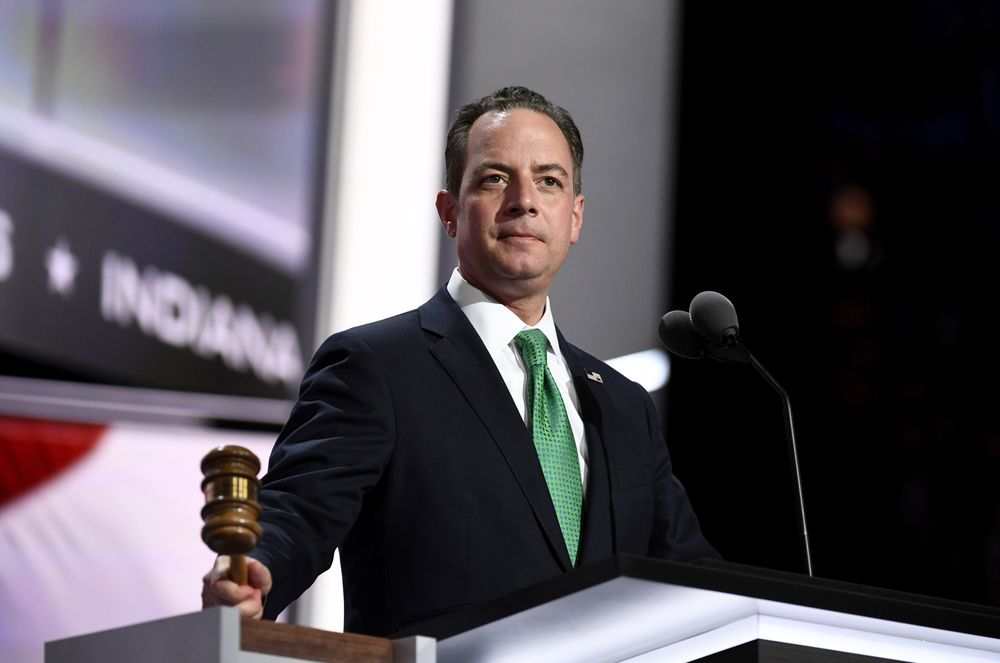 Priebus a Categorical 'No' to Run for Congress, Report Says