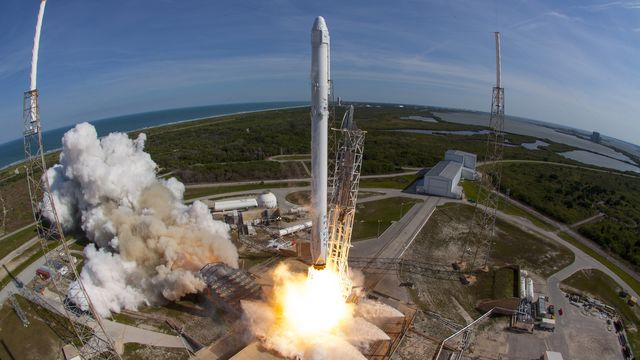 SpaceX Will Launch Its First Reused Rocket Later This Month