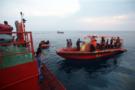 Black Box of Crashed Lion Air Boeing Plane Found