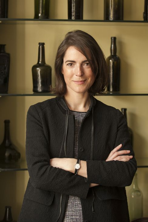 Ella Lister, founder and chief executive officer of Wine-Lister.com.