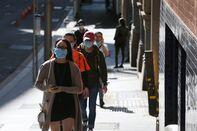 Australian Household Spending Drops for Third Month on Lockdowns
