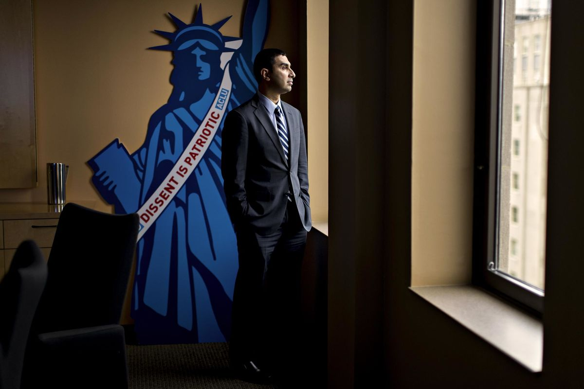 Aclu Wa Lawsuit Seeks To Stop Students Who Require Special >> The Aclu Wants To Be The Nra Without All The Guns Bloomberg