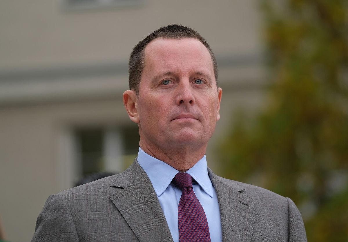 Trump Names Grenell as the Acting Director of Intelligence