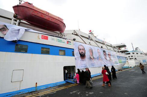 Turks Sailing Again for Gaza