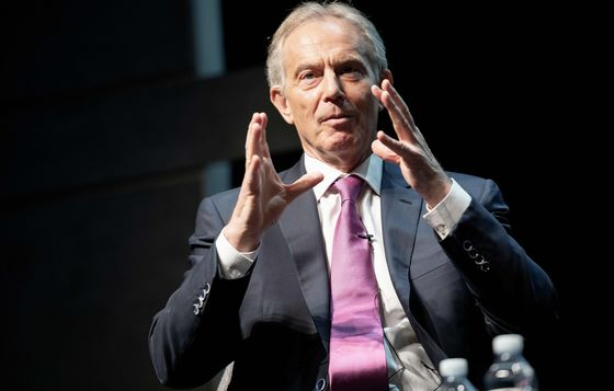 Brexit Talks Deadline May Need to Be Extended, Tony Blair Says
