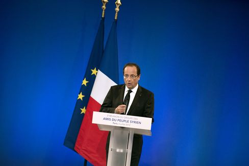 Hollande Pay Cap Renders French State-Linked Firms Unattractive