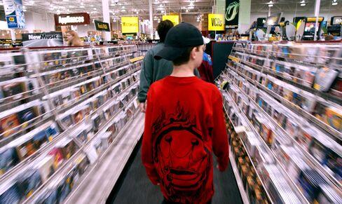Spotify, Pandora Spur U.S. Digital Music Sales Past CD Purchases