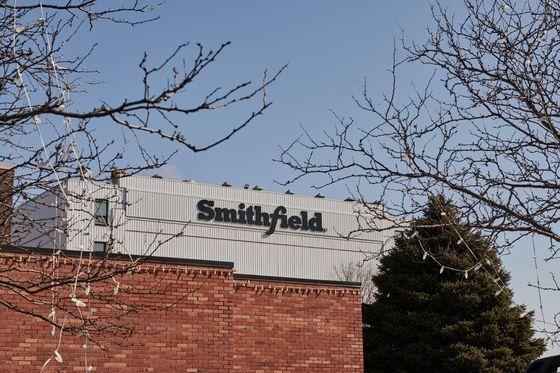 Smithfield Sued for Profiting From Covid Meat-Shortage Fears