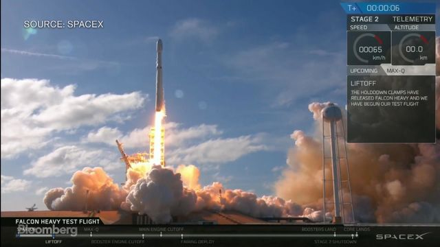 SpaceX to send Tesla to Mars in test of new rocket