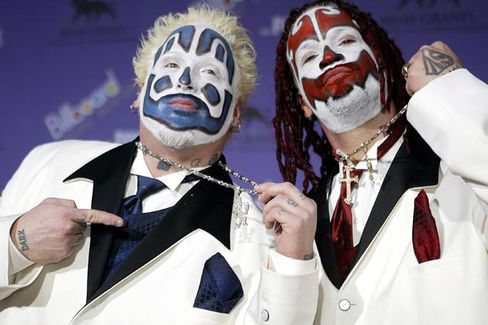 Small Business Owner or Face-Painted Gangster? 'Juggalos' Sue the FBI