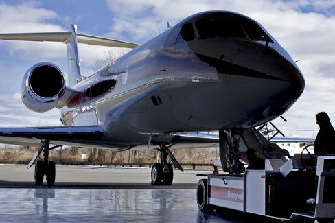 New York-to-Rio Private Jets Spur Honeywell to Add Engine Thrust
