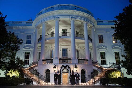 Biden Marks 500,000 U.S. Virus Deaths at White House Ceremony