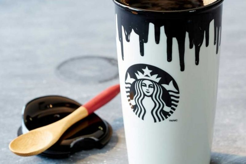 New Starbucks Mugs Are 1980s Throwbacks