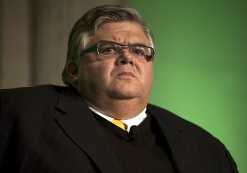 Central Bank Governor Agustin Carstens