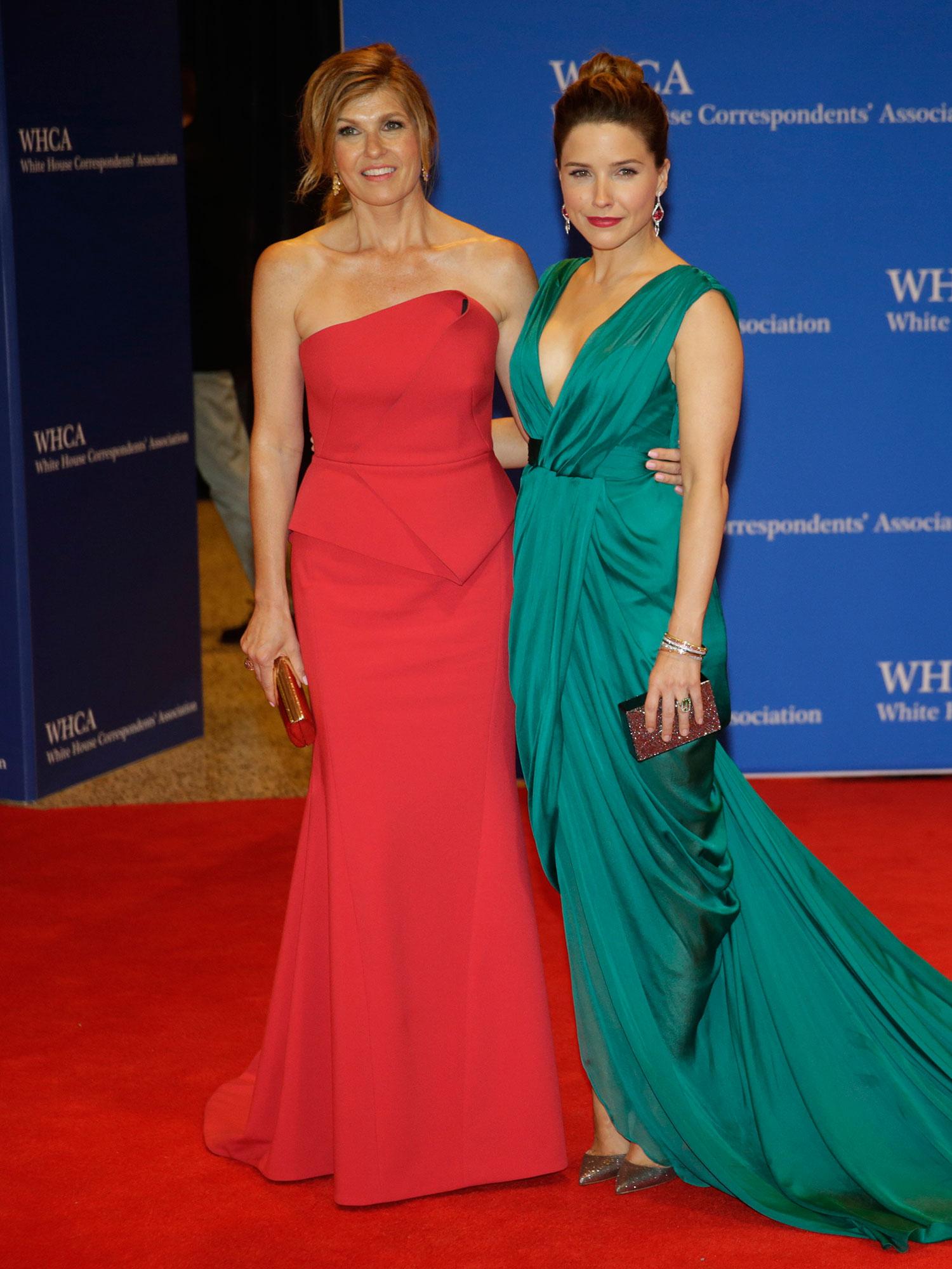 Connie Britton and Sophia Bush