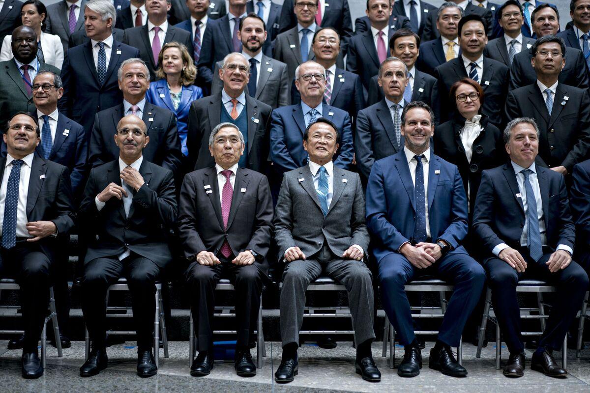 Finance Chiefs Head to IMF Amid Slowdown Concerns: Economy Week