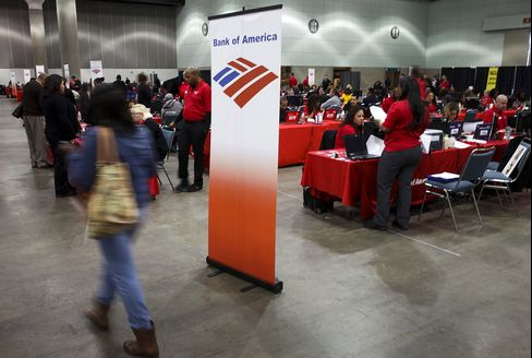 BofA's $150,000 Gifts Draw Silence From Homeowners