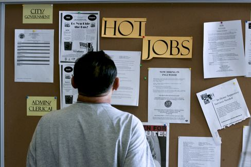 Employment Probably Cooled as U.S. Slowdown Shook Confidence