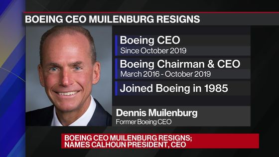 Boeing Ousts CEO, Picks Chairman to Map Exit From Max Crisis