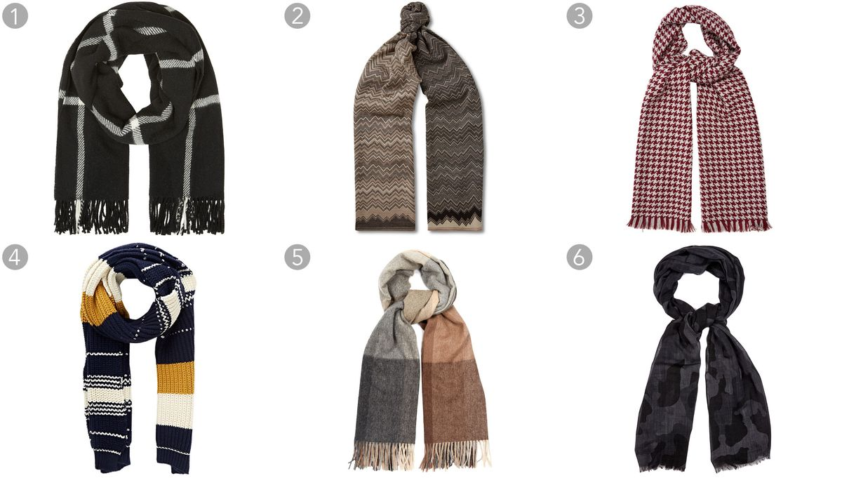 relates to Sixty Scarves for Men and Women to Get You Through Winter 2015 528765d714